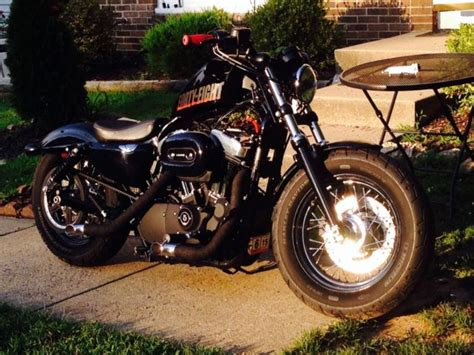 2012 Harley Davidson Sportster 48 Forty Eight Xl1200x
