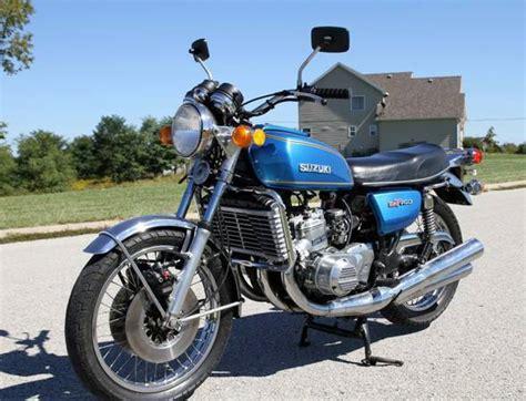 Suzuki Gt750 For Sale by 1973 Suzuki Gt750 Bike Urious