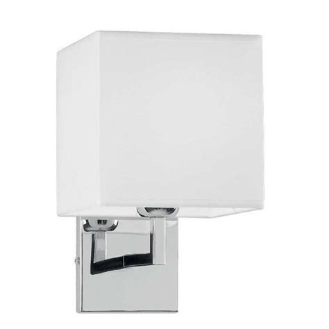 square chrome wall light square wall light in polished chrome finish r s robertson