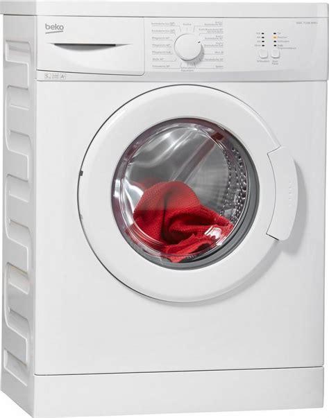 beko waschmaschine auf werkseinstellung zurücksetzen beko waschmaschine wml 15106 mne a 5 kg 1000 u min kaufen otto