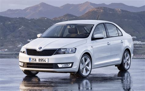 All-new 2013 Skoda Rapid Sedan Pictures And Details [w