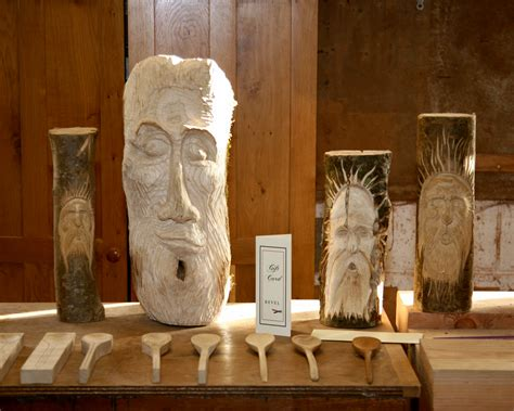 traditional wood carving   tommy kelly exarc