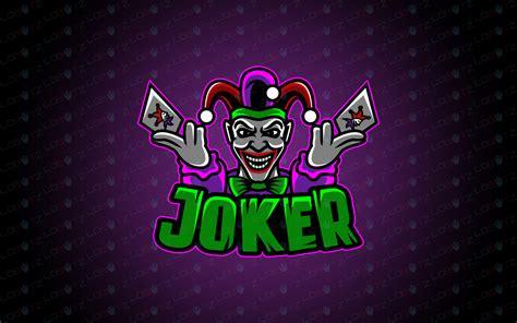 joker esports logo  buy  joker mascot logo