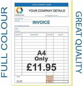 pre printed invoice books invoice template ideas With pre printed invoices templates