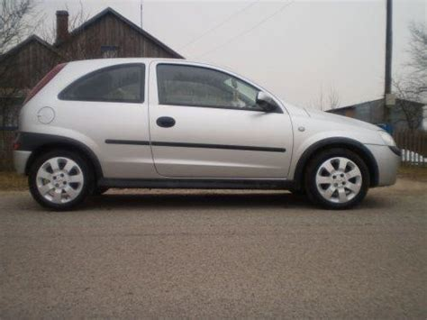 vauxhall corsa 2002 2002 opel corsa photos 1 2 gasoline ff manual for sale