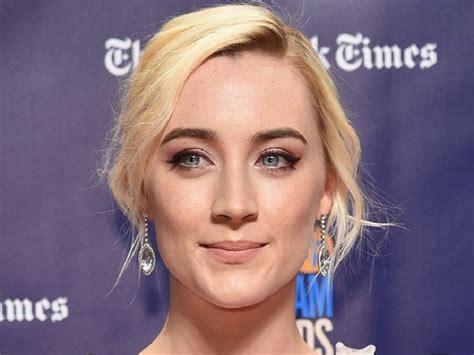saoirse ronan named  actress   york film awards