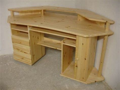 diy corner desk plans research index woodworking