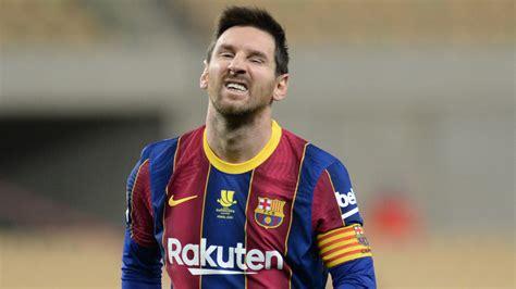 Lionel Messi denies PSG, Man City transfer rumors ...