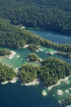 1000 images about desolation sound on cove