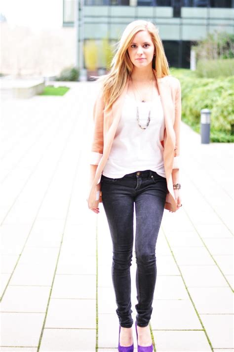 light pink blazer 9 best images about how to wear light pink blazer on