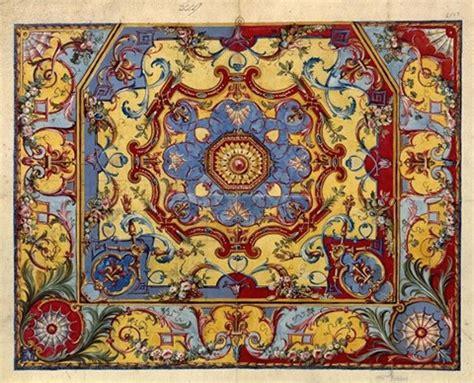 tapis de la savonnerie l ameublement du salon d apollon xviie xviiie si 232 cle