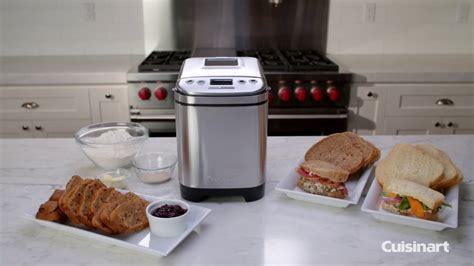 For more information, check out our cuisinart bread maker recipes. Cuisinart Bread Machine Recipes - Cuisinart 2lb Convection Bread Maker Reviews - More recipes ...