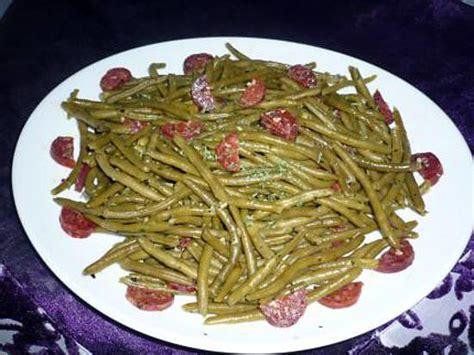 cuisiner des haricots verts en boite comment cuire haricots verts en boite