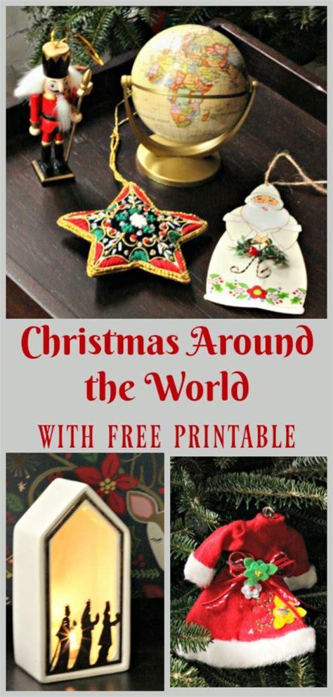 christmas traditions   world santas