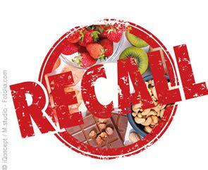 Reducing Allergen Recalls Under Fsma  Food Quality & Safety