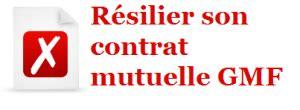 gmf siege mutuelle gmf résiliation de contrat mutuelle santé
