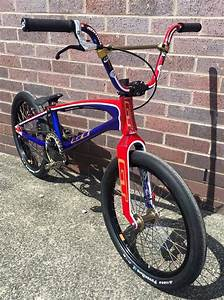 GT Bikes Liam PHILLIPS Custom Olympic BMX Wip ...