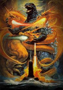 Godzilla Vs. King Ghidorah wallpapers, Movie, HQ Godzilla ...