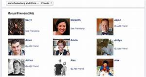 Your Private Facebook Friends List Isn't Actually That Private
