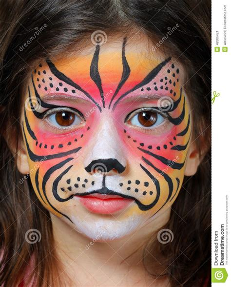 Animal Face Paint Images Ecosia