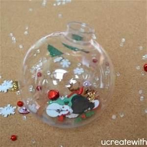 I Spy Christmas Ornament DIY Holiday Kids Craft} I love