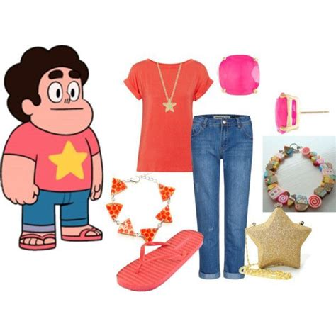 Cosplay Every Day! - Steven Universe Collection item lists Steven
