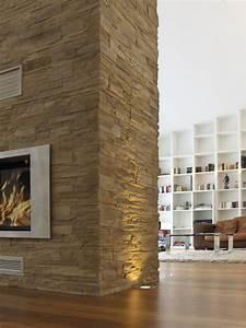 Wand Mit Steinoptik : 33 best kamin mit steinoptik images on pinterest fairy ~ Watch28wear.com Haus und Dekorationen