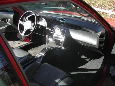 honda prelude    leather interior  sale