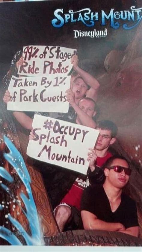 splash mountain pics    funny      ride