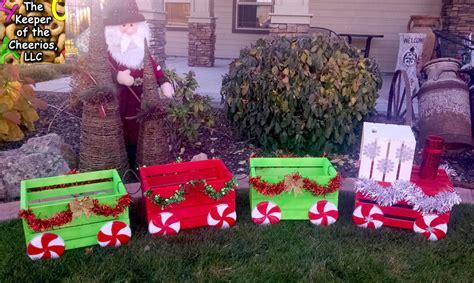 christmas crate train  keeper   cheerios