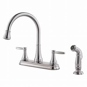 2 Handle Kitchen Faucet Diagram  U2013 Wow Blog