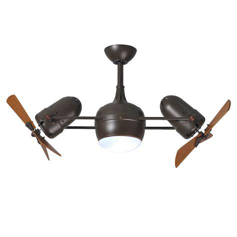 ceiling fan with double matthews fan company dglk dagny dual rotation ceiling fan