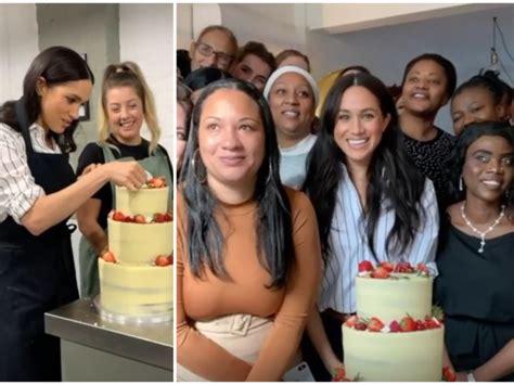 Meghan Markle shows off baking skills at latest royal ...