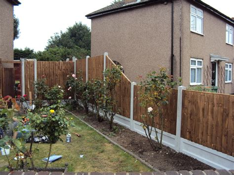 fencing front garden latest projects