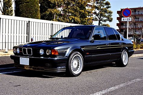 1989 Bmw Alpina B11 E32 #275 Out Of 332 Produced Mint