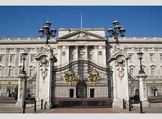 Der Buckingham Palace in London Loving London