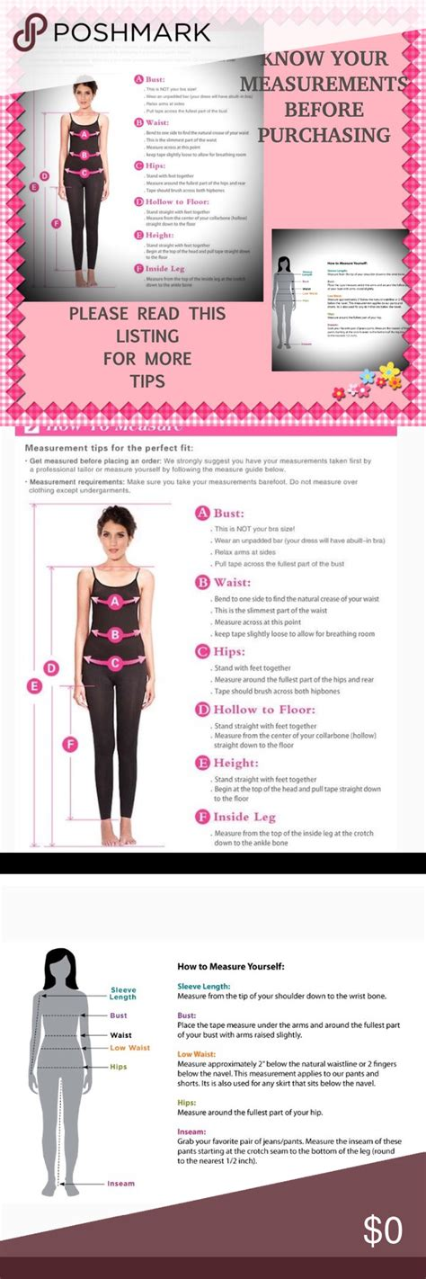 ⁉️KNOW YOUR MEASUREMENTS ⁉️ | Clothes design, Knowing you ...