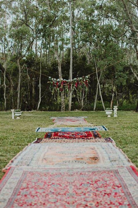 Bohemian Backyard Wedding by Best 25 Bohemian Wedding Reception Ideas On
