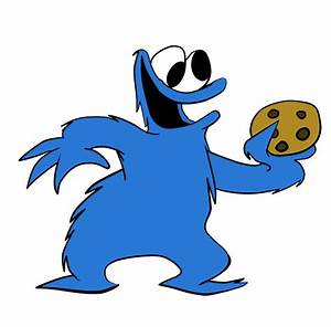 The gallery for --> Cookie Monster Png
