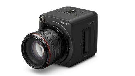 The New Canon Me20fsh  A Lowlight Camera With 4 Million Iso