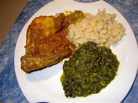 cuisine confo recette traditionnelle poulet congo moambe dishes and