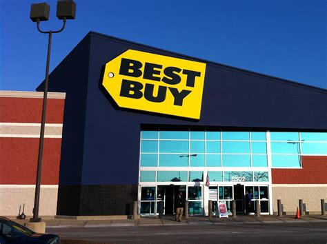 Best Buy A Brighter Spot In Retail  Best Buy Co (nyse
