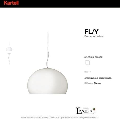 Illuminazione Shop On Line Illuminazione Kartell Shop Kartell Fly Led