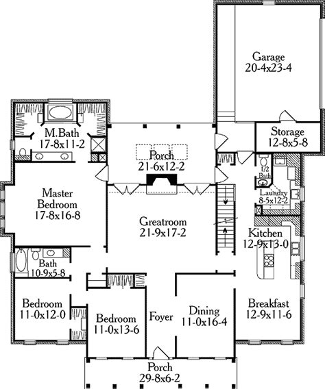 Amerikanisches Haus Grundriss by Classic American Home Plan 6219v Architectural Designs