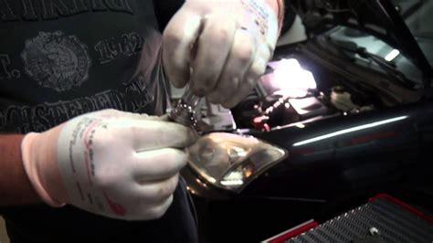 gluehlampe wechseln anleitung  hd  scheinwerfer birne