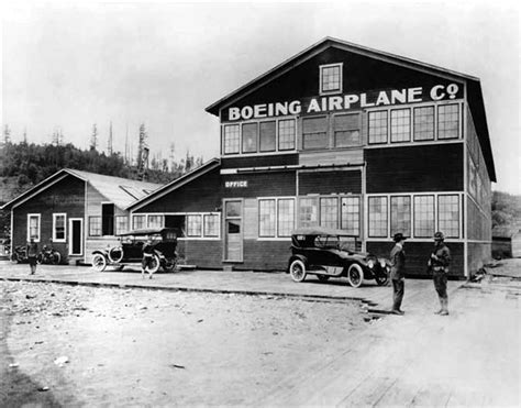 boeing  early aviation  seattle