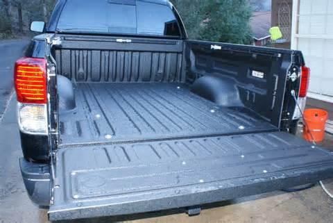 Rhino Spray Bed Liner Cost