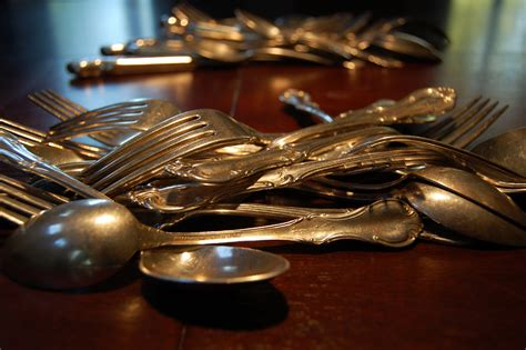 silver flatware worth selling much jewels sterling