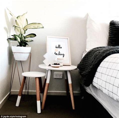 millie goggins instagram shows kmart bedroom