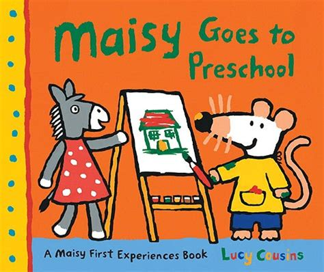 picture books about school no time for flash cards 405 | Maisy Goes to Preschool